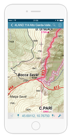 4LAND Alto Garda Valle di Ledro