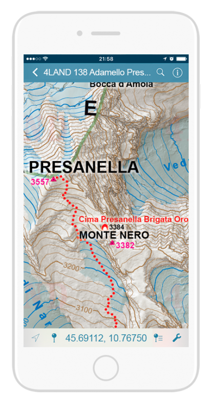 4LAND Adamello Presanella