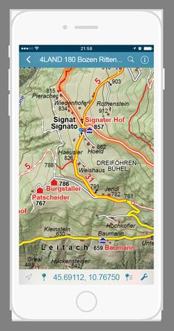 4LAND Bozen Ritten Bolzano