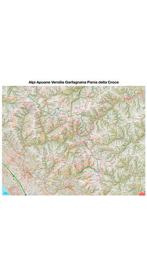Alpi Apuane - Grande Formato