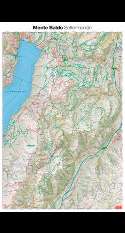 Monte Baldo Settentrionale - Grande Formato