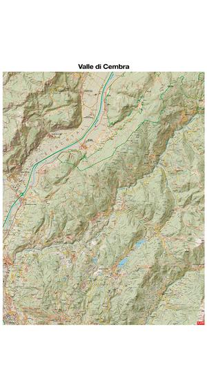 Valle di Cembra - Grande Formato