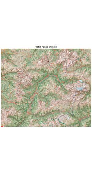 Val di Fassa - Grande Formato