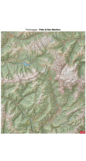 Paneveggio Pale di San Martino - Grande Formato