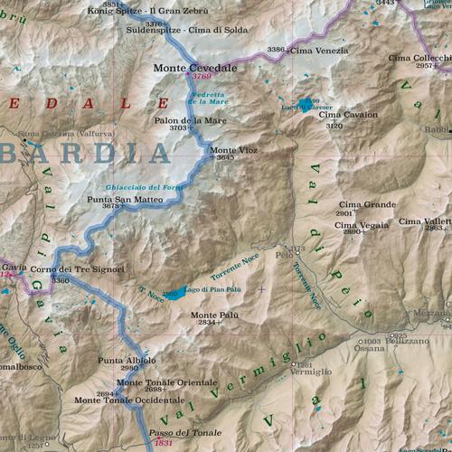 Trentino dettaglio
