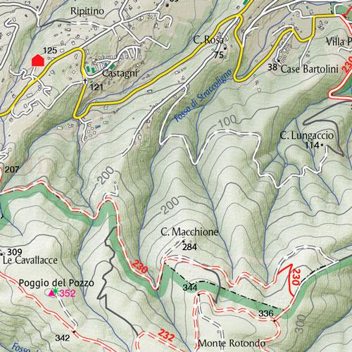 Isola d'Elba dettaglio
