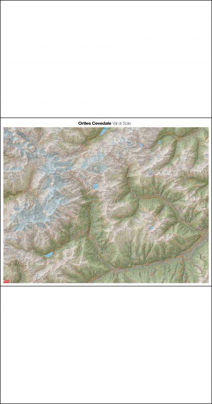 Ortles Cevedale Val di Sole - Grande Formato