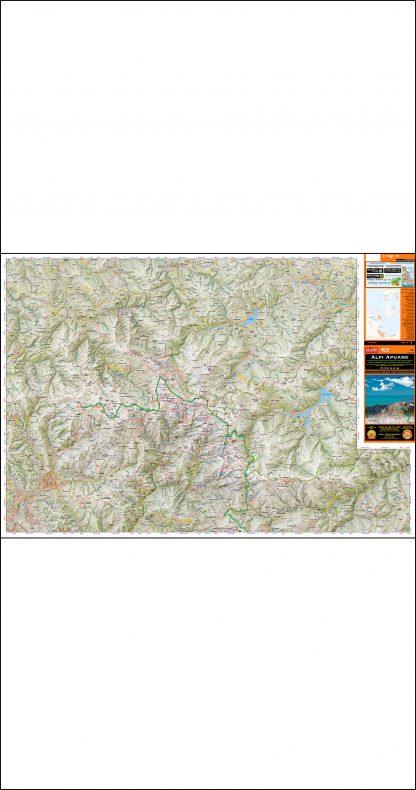 4LAND Alpi Apuane